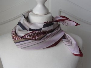 s.Oliver Foulard multicolore laine vierge
