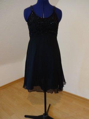 edles schwarzes Kleid von Fabiani