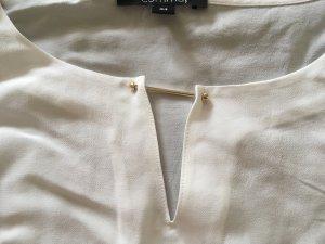 Comma V-Neck Shirt multicolored