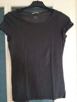 Edles Shirt in anthrazit von H&M *S*