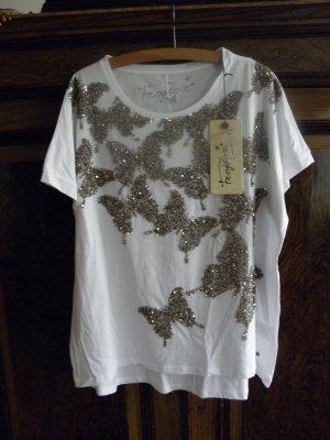 Edles Shirt von Frogbox Gr. 44