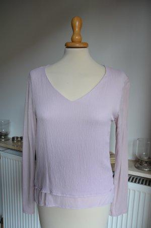 Edles Shirt von Massimo Dutti in altrosa
