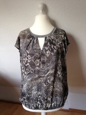 "Edles, stylishes Blusenshirt (Bluse, Shirt, Tunika) von ""Morgan"" Gr. L"