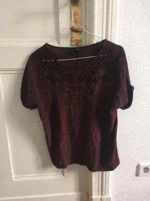 Edles The Kooples Shirt aus Seide Gr. M