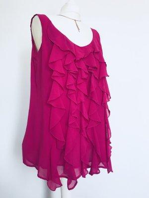 per una by Marks & Spencer Top met franjes roze