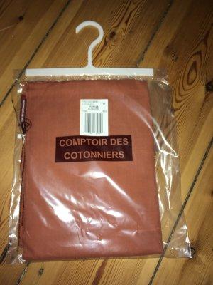 Comptoir des Cotonniers Étole rouille coton