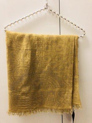 Windsor Zijden doek zandig bruin-oker