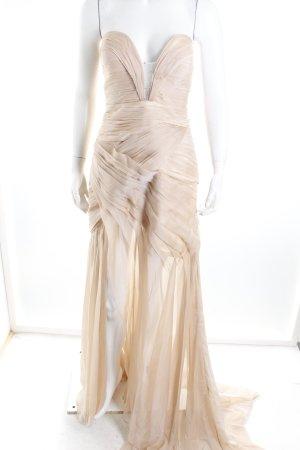 eDressit Abendkleid altrosa Eleganz-Look