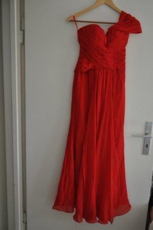 eDressit Abendkleid Gr. 32 rot