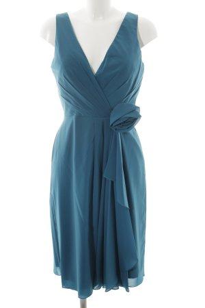 eDressit Abendkleid kadettblau Elegant