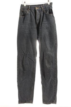 Edwin International Slim Jeans dunkelblau Casual-Look