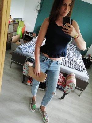 Edwin Jeans Boyfriend Denim Ankle