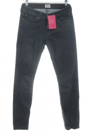 Edwin Stretch Jeans dunkelblau Jeans-Optik