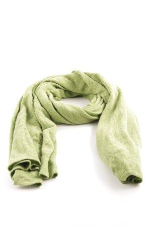Egon Kaschmirschal grün Casual-Look
