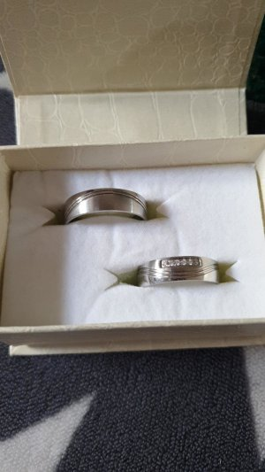Partner Ring silver-colored