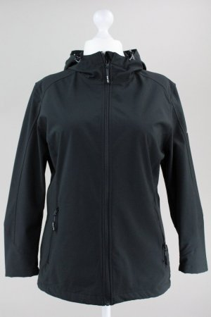 Eibsee Softshelljacke schwarz Größe XL 1710130040497