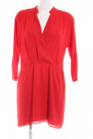 Eight Sixty Blouse Dress red elegant