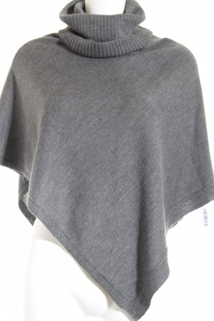 Eileen Fisher Cape grau Casual-Look