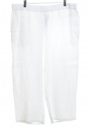 Eileen Fisher Linen Pants white casual look