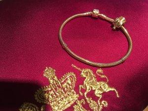 Ein Charm von Pandora / Engel / 14k gold