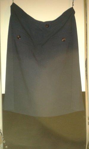 Mini-jupe bleu
