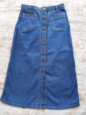 H&M Jupe en jeans bleuet