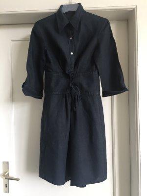 Ein italienisches Leinenkleid