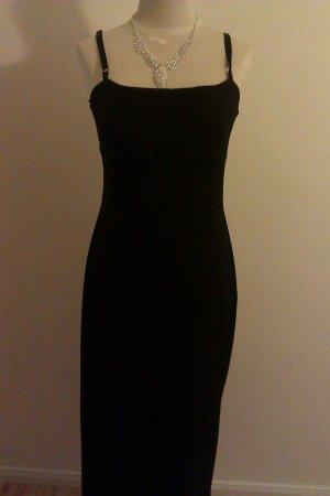 Vestido bustier negro Licra