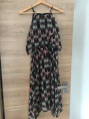 Ein Mädchen Kleid