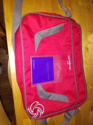 Samsonite Laptop bag grey-red