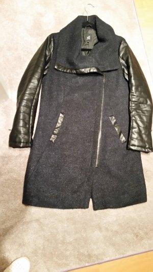 ein Melange Mantel von rockiger Art; #dein_Preisvorschlag