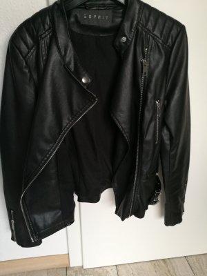 Ein schöne Leder Jacke von Esprit
