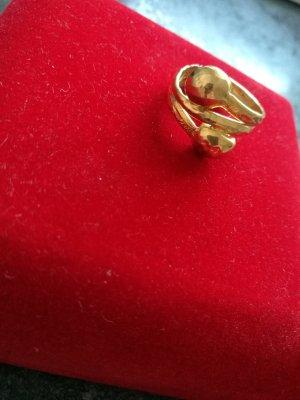 Ein schöner Gold Ring