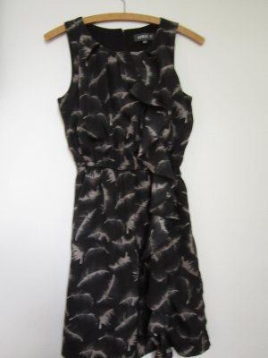 Apricot Dress black-beige