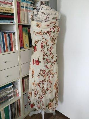 Ein schönes vintage Blumenkleid-Sommerkleid