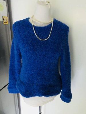 Ein sehr schöner blauer Pulli in Gr S von COS neuwertig