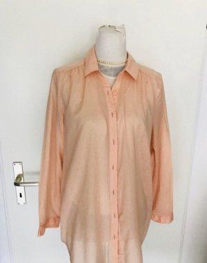 Ein sehr schönes Hemd in rose/nude Gr. XL vielfach kombinierbar wie Neu