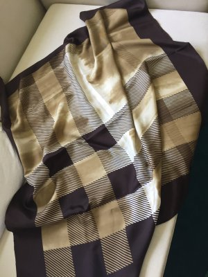 Burberry Châle multicolore