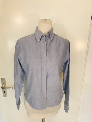Benetton Shirt met lange mouwen korenblauw-azuur