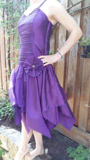 Ein Traum-Kleid in violett