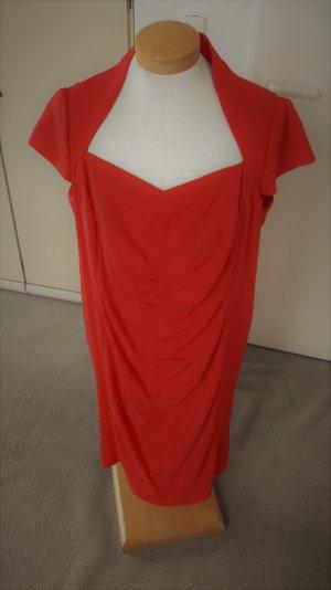 ein von mir handgefertigtes elegantes Kleid Gr. 46   Unikat