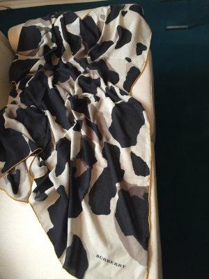 Ein Woll-Cashmere -Tuch von Burberry
