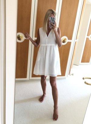 Reserved Babydoll Dress white-natural white