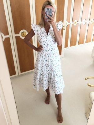 Claudie Pierlot Cut out jurk veelkleurig