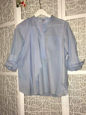 Eine blaue Bluse von COS im super Zustand