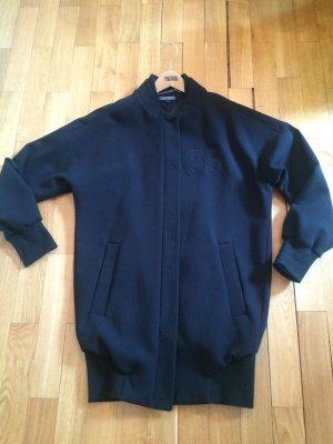 Eine College Jacke in Schwarz Größe S von Tommy Hilfiger !
