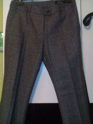 Strapped Trousers dark grey