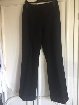 Benetton Jersey Pants black