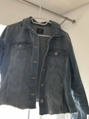 Clockhouse Veste en jean multicolore