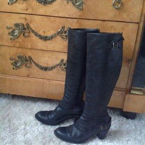 Eine lange Stiefel Belstaff Trimaster, 39